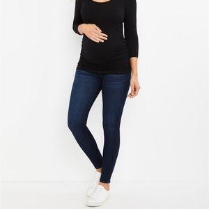 AG Jeans Secret Fit Legging Ankle Maternity Jeans